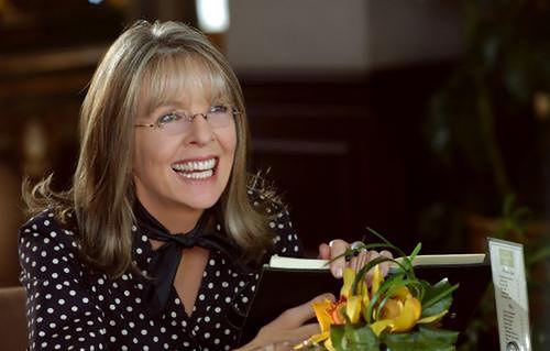Diane Keaton fot. SPI Diane Keaton fot. SPI