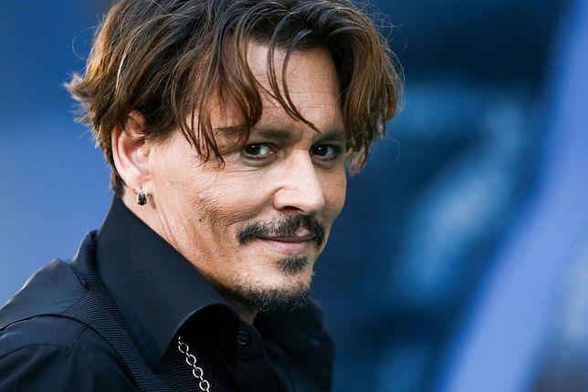 """Johnny Depp dostał nominację do Złotej Maliny za rolę w """"Piratach z Karaibów"""""""