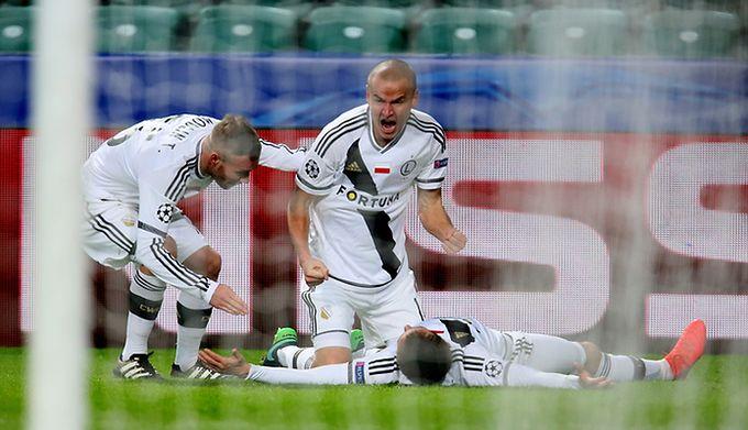Modernistyczne Legia zatrzymuje Real Madryt! - WP SportoweFakty VE57