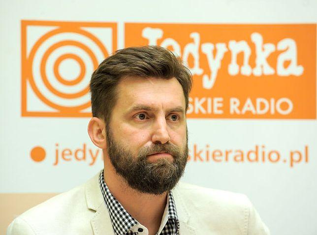 Kamil Dąbrowa: Z przyjemnością odbiorę hienę roku za granie hymnu Polski