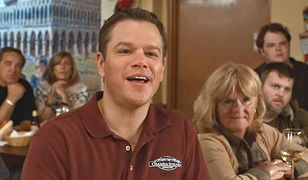 """Matt Damon w filmie """"Pomniejszenie"""""""