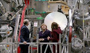 Merkel uruchomiła wytwarzanie plazmy wodorowej w największym stellaratorze