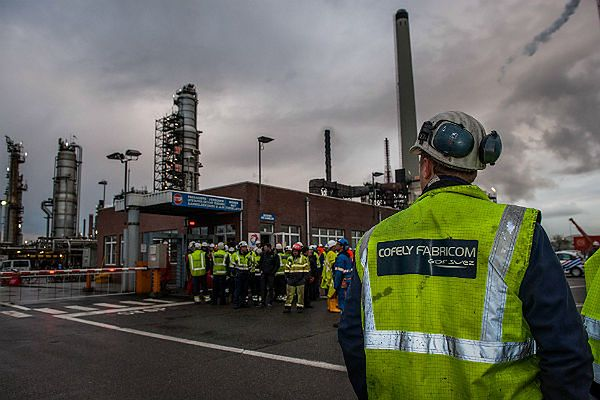 W wyniku eksplozji zginęły dwie osoby