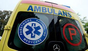 Łódź. 13-miesięczna dziewczynka wypadł z okna kamienicy