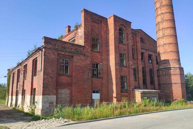 Mazowieckie. Do rejestru zabytków trafiają industrialne obiekty, jak ten budynek elektrowni w Płocku. Jeszcze niedawno dzieliły los porzuconych riun