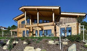 Dom z drewna: moda na dobre miejsce do życia