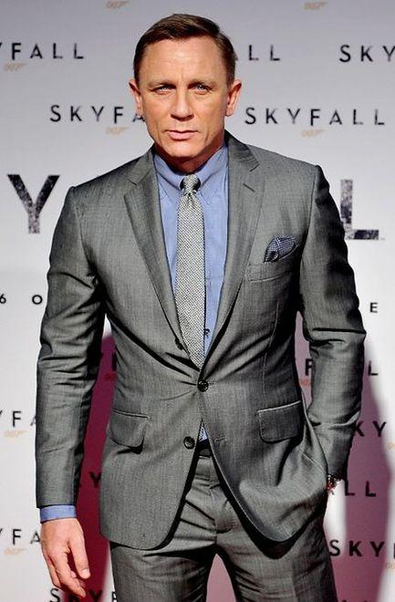 1. Daniel Craig