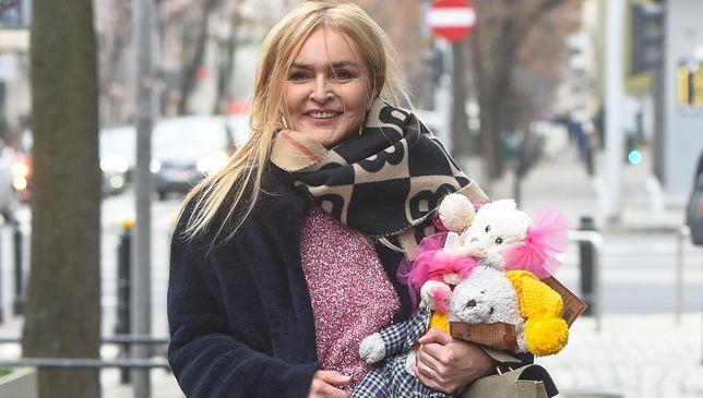 Monika Olejnik trenuje w święta
