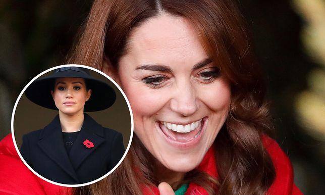 Kate Middleton chętnie pojawia się w publicznie, w przeciwieństwie do Meghan Markle
