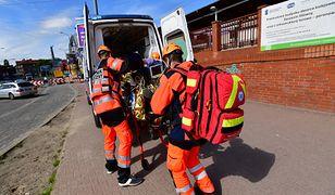 Ratownicy medyczni o pracy z bezdomnymi w czasie pandemii