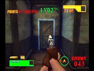 Gun Survivor 2 Biohazard Code:Veronica