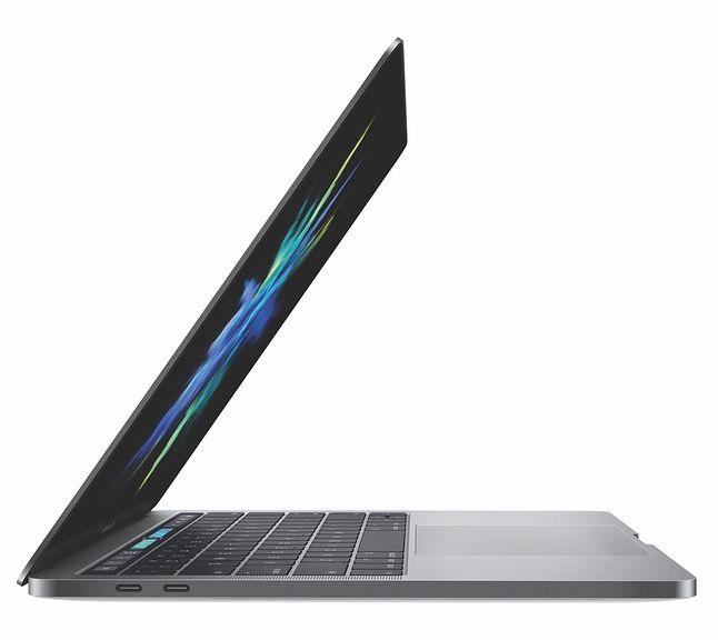 MacBook Pro okazał się bardziej Air niż MacBook Air. (Zdjęcie: Apple Inc.)