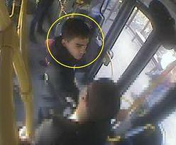 Bydgoszcz. Incydent w autobusie. Policja upublicznia wizerunek poszukiwanego