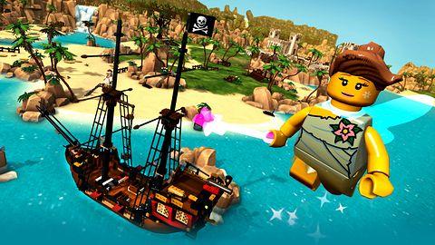 Premiera LEGO Minifigures Online na początku 2014 roku, Funcom wierzy w sukces MMO
