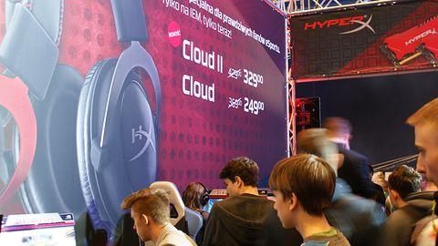 [IEM 2015] HyperX nowe słuchawki Cloud II i nowe dyski SSD