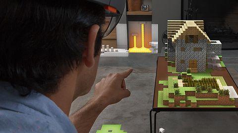 HoloLens to nie tylko Minecraft we własnym pokoju, ale też inne projekty