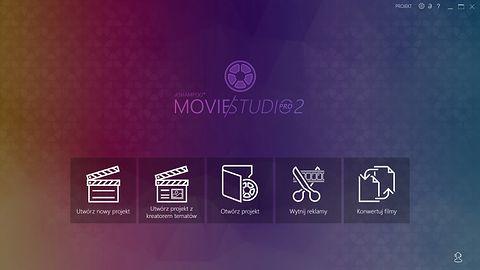 Ashampoo Movie Studio Pro 2: Dolby 5.1, obraz 4K i superszybkie kodowanie