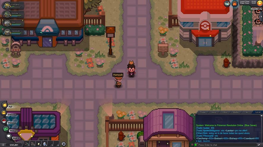 Pokemon GO znudziło? Warto dać szansę Pokemon Revolution Online