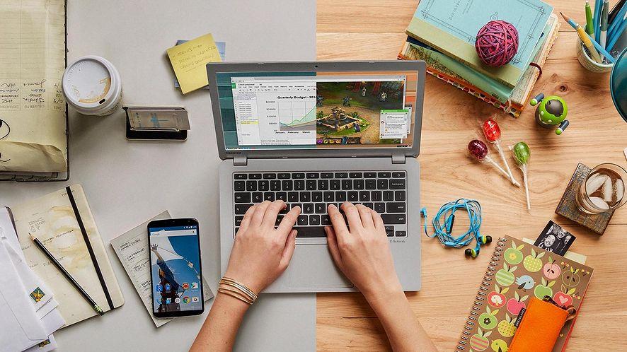 2017 rokiem Chrome OS-a? Aplikacje z Androida na wszystkich chromebookach