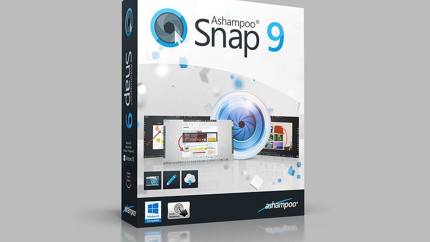 PrtScrn to za mało, by robić dobre zrzuty ekranu. Rozdajemy licencje na Ashampoo Snap 9!