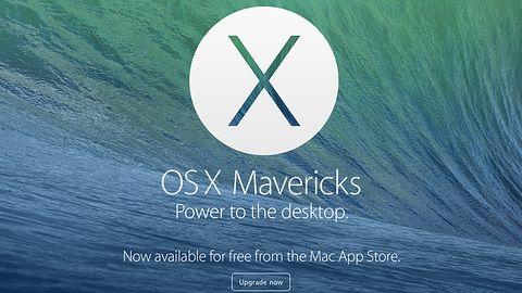 OS X Mavericks — co przynosi darmowa aktualizacja?