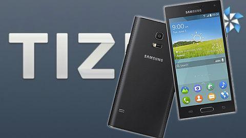 Samsung Z – pierwszy smartfon z systemem Tizen