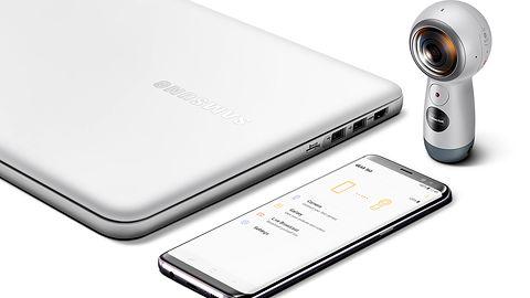 Samsung Gear 360: 4K i 360 stopni