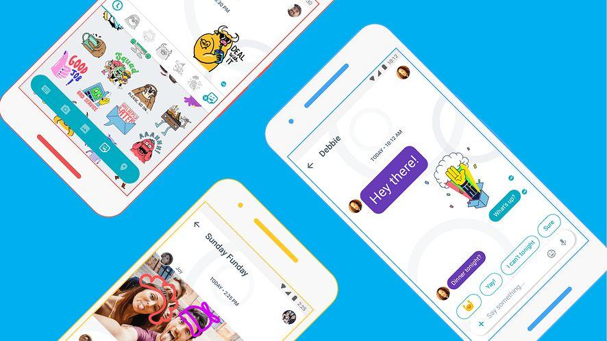 Nowe Google Allo: jeszcze więcej Google Assistant, emoji i gifów