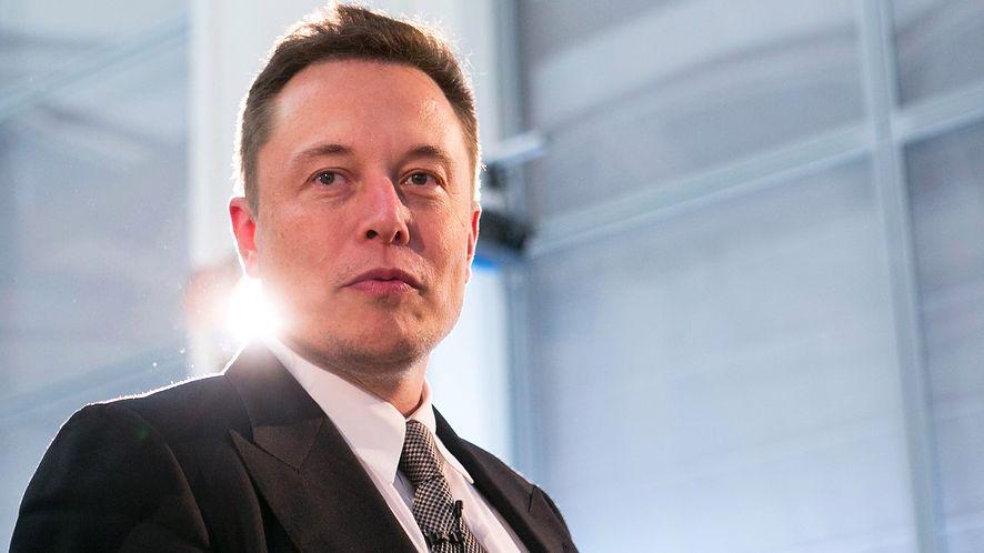 Elon Musk, fot. Getty Images