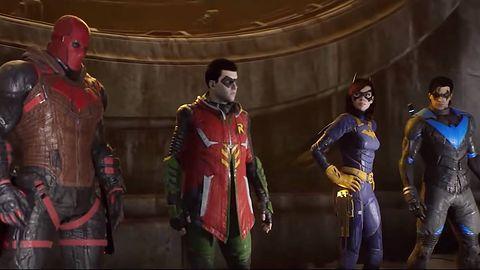 Gotham Knights opóźnione. Gra wyjdzie w przyszłym roku