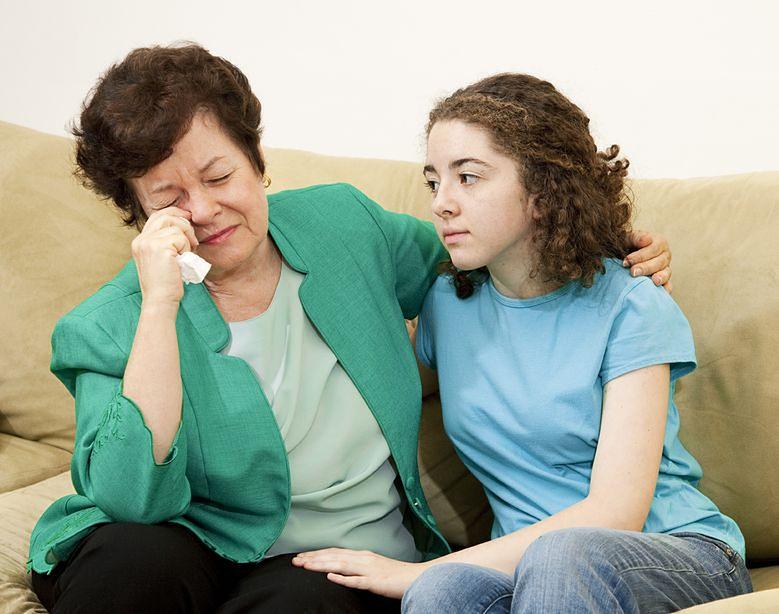 Rodzice chcą, by dziecko się nimi zaopiekowało