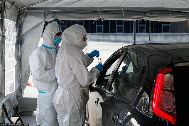 Na granicy polsko-niemieckiej pojawią się nowe punkty, w których będzie można przeprowadzić test na obecność koronawirusa