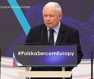 """Już nie """"piątka"""" PiS, a """"piątka plus"""". Jarosław Kaczyński zdradza, co się za tym kryje"""