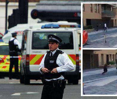 """Atak maczetami w Londynie. """"Szokujący incydent"""""""