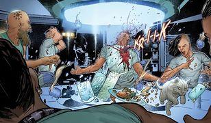Alien - Oryginalny scenariusz – recenzja komiksu wydawnictwa Scream Comics
