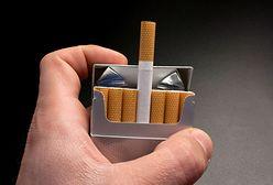 Brakuje papierosów mentolowych. Palacze robią zapasy