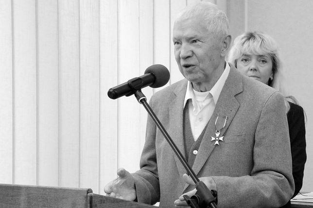 Ryszard Kowalczyk w 2016 r.