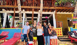 """Para nazwała swój hotelik """"Lucky Beach"""""""