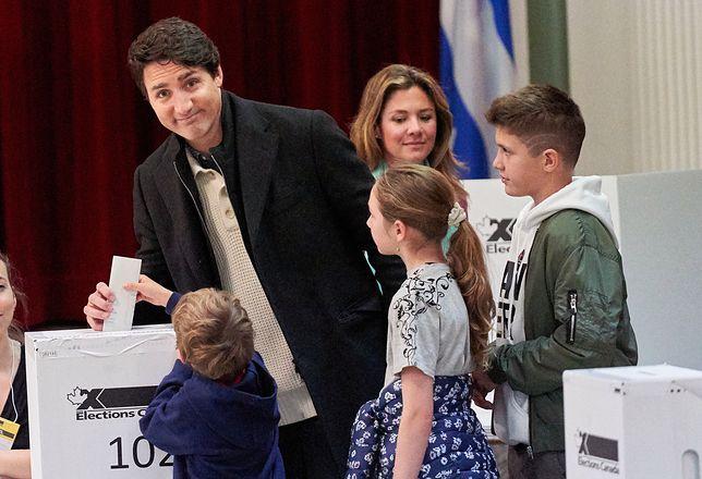 Kanada. Liberałowie wygrali wybory. Justin Trudeau premierem na drugą kadencję