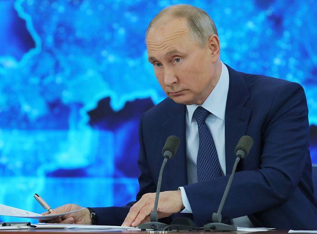 Szczepionka przeciw COVID-19. Ważna deklaracja Władimira Putina
