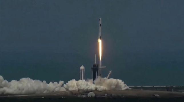 Misja NASA i SpaceX pobiła rekordy popularności w sieci