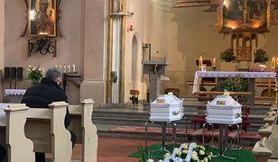 Tragedia w Turzanach. Poruszające słowa księdza podczas pogrzebu braci