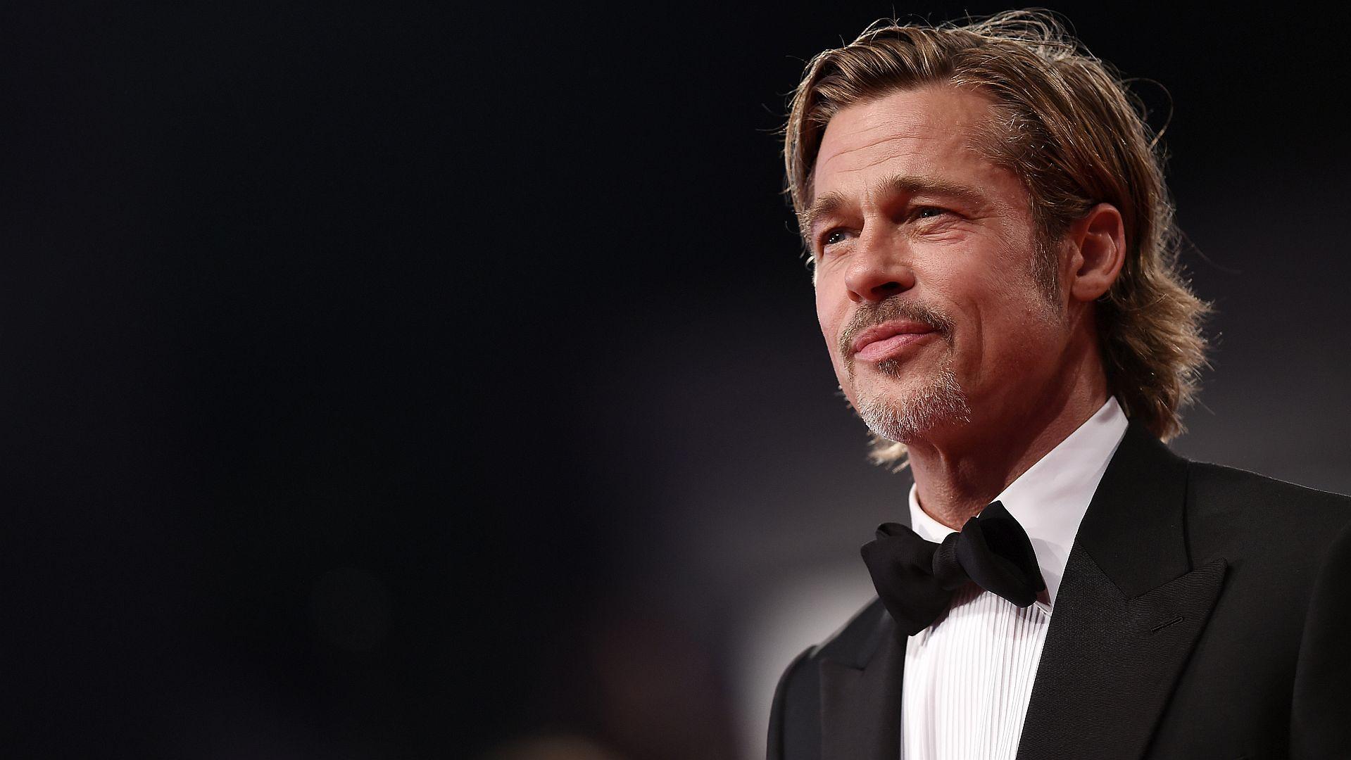 Brad Pitt dla WP: Ostatnio trochę myślałem o śmierci