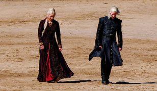 Są pierwsze zdjęcia. Książę Filip jako Daemon Targaryen