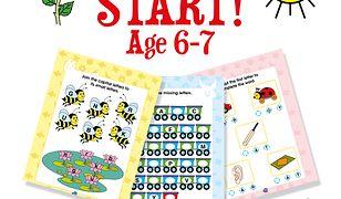 Angielski dla dzieci. Let's Start! Age 6–7
