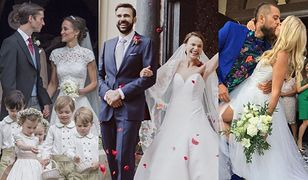 """Najpiękniejsze śluby 2017 roku. Te gwiazdy powiedziały sobie sakramentalne """"tak"""""""