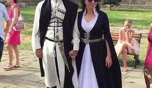 Katarzyna Pakosińska ma w domu prawdziwego arystokratę. Czym zajmuje się jej mąż?