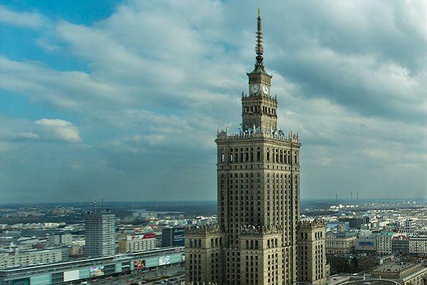 W sobotę bieg na 30. piętro Pałacu Kultury i Nauki w Warszawie