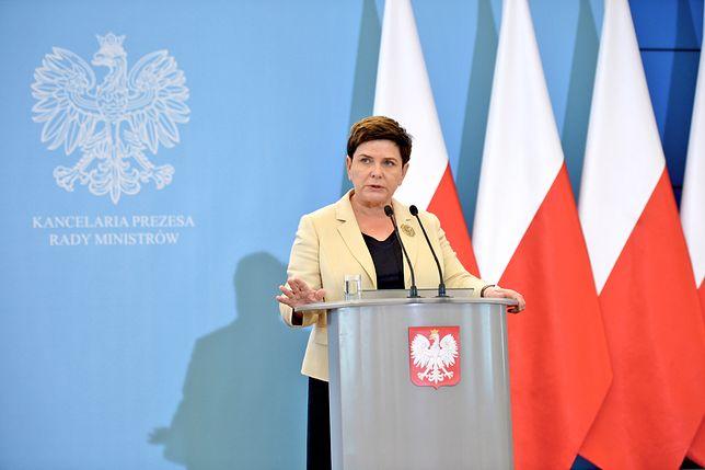 Beata Szydło o relacjach z prezydentem