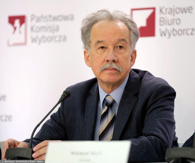 Wojciech Hermeliński był przewodniczącym PKW w latach 2014–2019